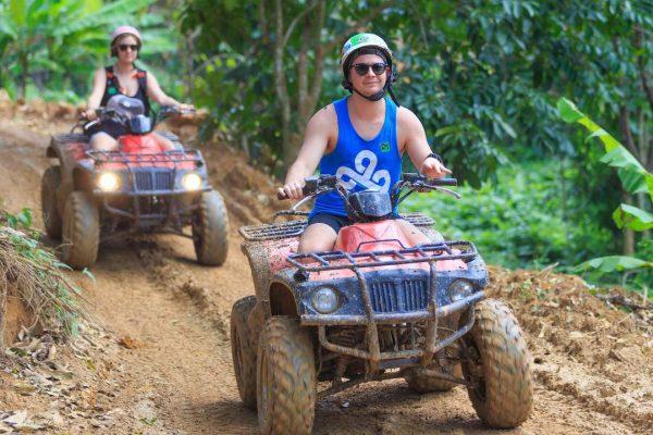 Сафари парк Себу и квадроциклы