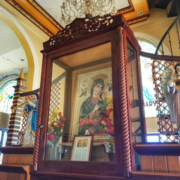 Посещение Храма Симала