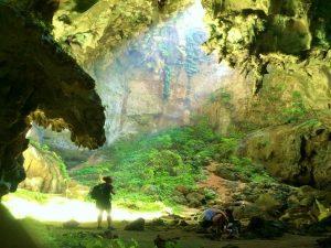 Пещеры Табон