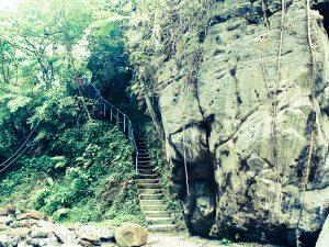 Серные горячие источники острова Негрос – Баслай хот спрингс и водопад.