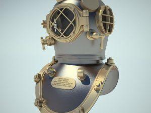 Хелмет дайвинг – Diving helmet