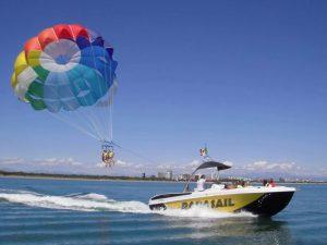 Парасейлинг – Парашут parasailing